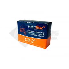 COLA CIMENTO VULCAN BISNAGA CB-2 (CAIXA 12 UND)